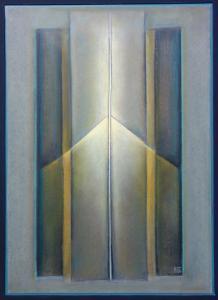 Komposition Lichtdom